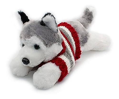 Vintoys - Peluche Siberiano Para Cachorros De Peluche