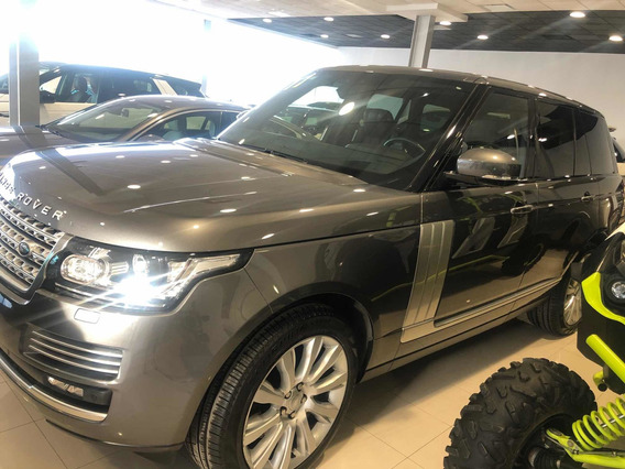 Land Rover Range Rover 5.0l Vogue Se At 2017