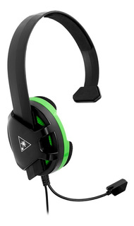 Diadema Gamer Turtle Beach Recon Chat Xb One 3.5mm Monoaural