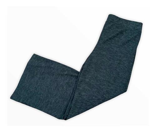 Pantalones De Lanilla Semi Oxford