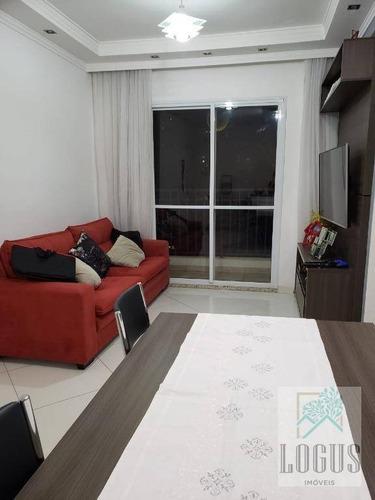 Imagem 1 de 28 de Apartamento Com 3 Dormitórios À Venda, 65 M² Por R$ 380.000,00 - Nova Petrópolis - São Bernardo Do Campo/sp - Ap0737