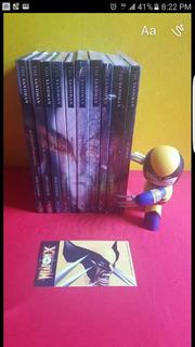Sandman Neil Gaiman Obra Completa 14 Tomos Deluxe Televisa