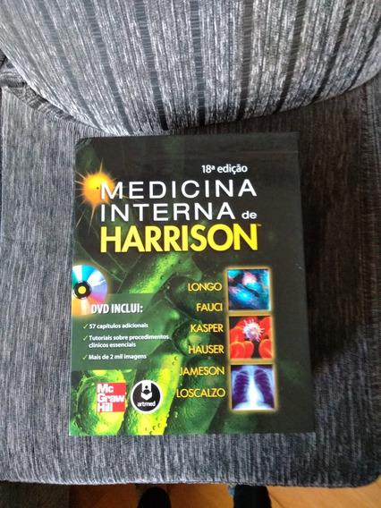 Medicina Interna De Harrison - 2 Volumes - 18ª Edição