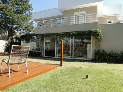 Casa De Condomínio Para Locação No Bairro Aldeia Da Serra Em Barueri - Cod: As16171 - As16171