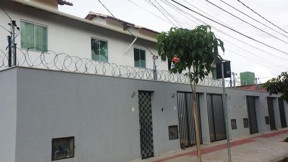 Casa Com 2 Quartos Para Comprar No Santa Mônica Em Belo Horizonte/mg - 1195