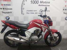 Honda Cg 150 Titan Ex 2015 Otimo Estado Aceito Moto