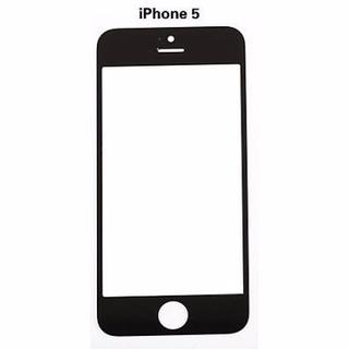 Vidrio iPhone 5 Cristal Pantalla Glass