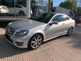 Mercedes-benz Clase C 250 Coupe Sport 2013 Como Nueva!!!!
