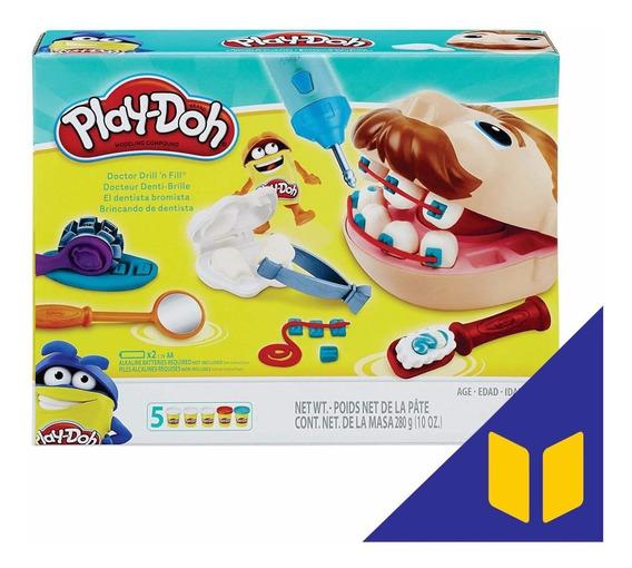 Play Doh Dentista Bromista Original Hasbro Nuevo Modelo