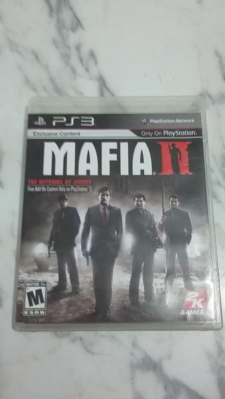 Jogo Ps3_mafia Ii