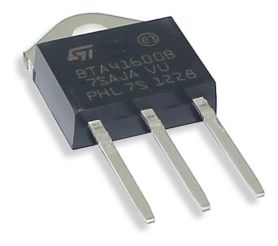 40 Bta41-600 Tiristor Triac 40a 600v Bta41-600b