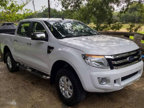 Ford Ranger 2.5 Xlt Cabina Doble 4x2 Mt 2016