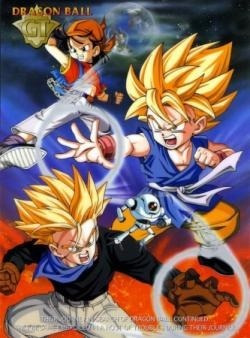 Dragon Ball Gt - Anime Completo (64 Episódios - Dublado)