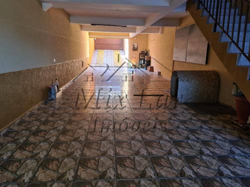 Imagem 1 de 15 de Ref 5437 - Sobrado No Bairro Jardim Esmeralda -  Sp - 5437