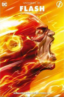 Comic Flash La Guerra De Flash Universo Dc