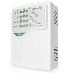Central Alarme Monitorada Compatec Ap8