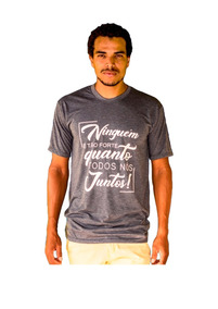 Camisa Unissex Alta Qualidade Long Line