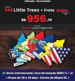 Aromatizante Little Trees 144 Unidades - Atacado Original!