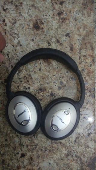 Head Fone Bose Acoustc Noise Canceling