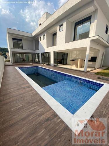 Casa Em Condomínio Para Venda Em Santana De Parnaíba, Colinas Da Anhangüera, 4 Dormitórios, 4 Suítes, 5 Banheiros, 4 Vagas - Gt110_2-1167417