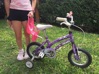 Bicicleta Olmo Nena Niña Winona Rodado 12