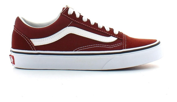 Vans Old Skool Vinotinto