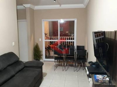 Apartamento Com 2 Dormitórios À Venda, 53 M² Por R$ 230.000 - Assunção - São Bernardo Do Campo/sp - Ap2720