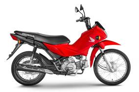 Honda Pop 110i 2017/2017 0 Km