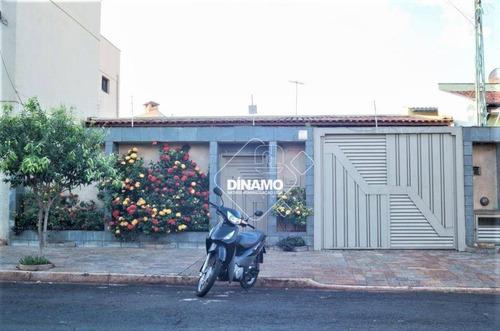 Casa Com 3 Dormitórios À Venda, 148 M² Por R$ 370.000,00 - Vila Monte Alegre - Ribeirão Preto/sp - Ca1582