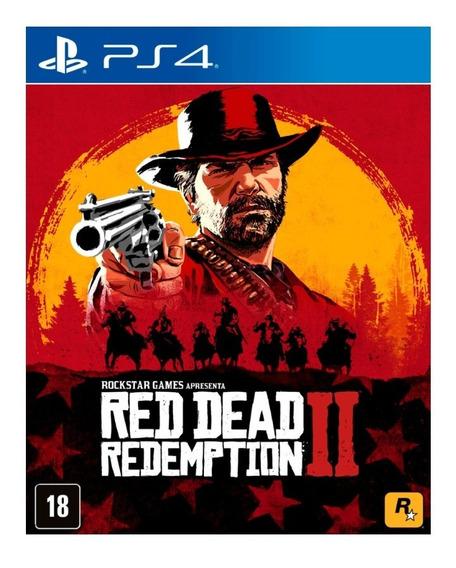 Red Dead Redemption 2 Mídia Digital