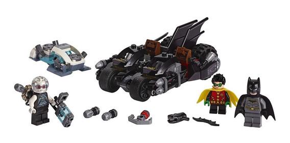 Lego Super Heroes Dc Comics - Batciclo: Batalha Com Senhor F