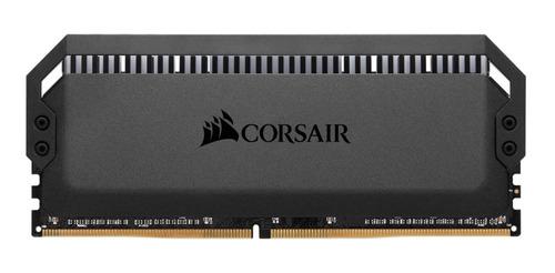Memoria RAM 16GB 2x8GB Corsair CMT16GX4M2C3200C16 Dominator Platinum RGB