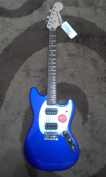 Guitarra Squier Mustang (troca Celular Notebook Fender EpiPhone Tagima Sx Amp)