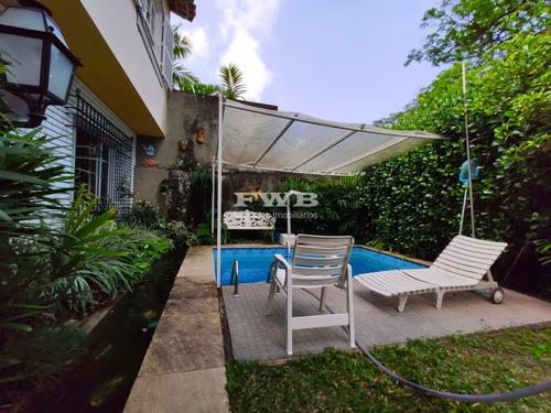 Casa Duplex Alto Jb Amplo Terreno Piscina 4 Quartos - 2042007010 - 68780912