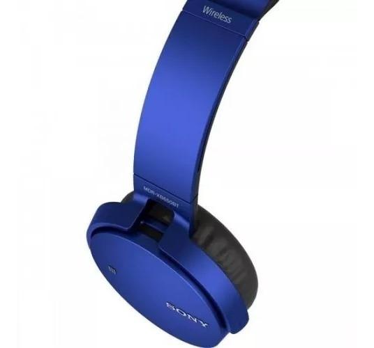 Fone Ouvido Sony Mdr-xb650bt Bluetooth Extra Bass Original