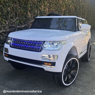 Land Rover - Carrito Electrico Para Niños
