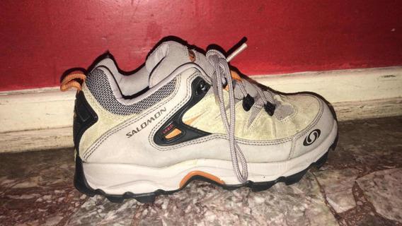 Zapatillas Salomón #38,5