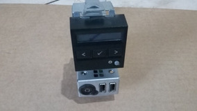 Painel De Controle Servidor Dell Powered T410 Usado