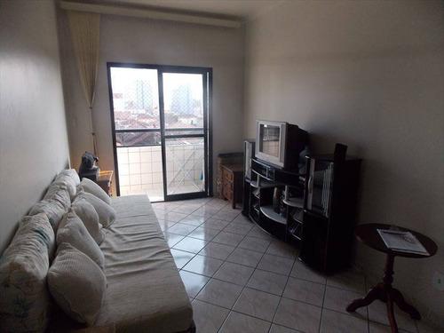 Imagem 1 de 24 de Apartamento, 1 Dorms Com 55 M² - Ocian - Praia Grande - Ref.: Pr809 - Pr809