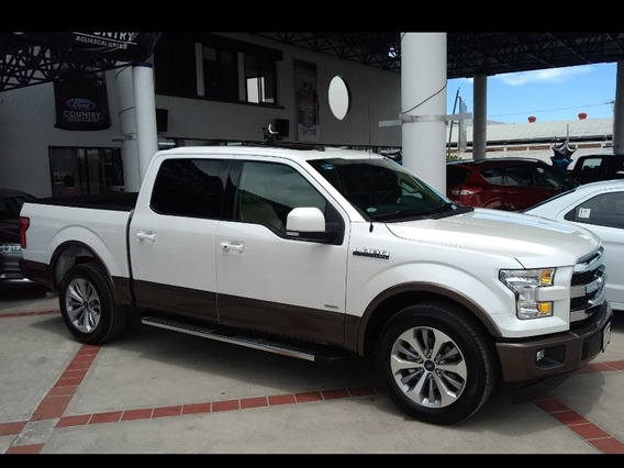 Ford Lobo 2017 3.5 Doble Cabina Lari 4x2 At