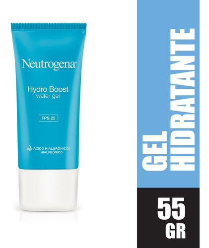 Gel Facial Neutrogena Hydro Boost  Fps25 X 55g