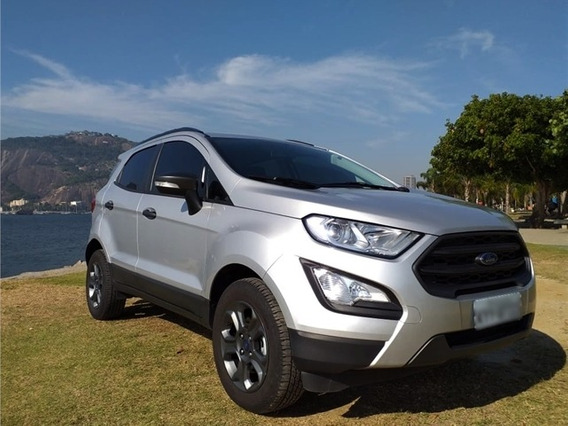 Ford Ecosport 1.5 Tivct Flex Freestyle Plus Automático
