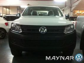 Volkswagen Amarok 2.0 Tdi 0km 2017 Plan Nacional Vw
