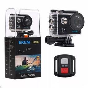 Câmera De Ação 4k Wi-fi Eken H9r + Controle Remoto Envio Já