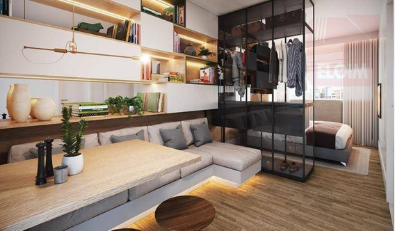 Studio À Venda, 26 M² Por R$ 175.000,00 - Brás - São Paulo/sp - St0092