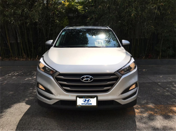 Hyundai Tucson 2.0 Gls Premium At 2017 Vin 7655