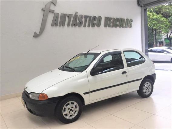 Fiat Palio 1.0 Mpi Ed 8v Gasolina 2p Manual 1998/1998