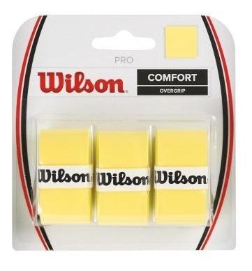 Proovergrip Para Raqueta De Tenis Wilson Amarillo