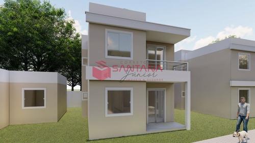 Casas Para Venda A Partir De 253.000,00, Com Excelente Localização !! - 931526