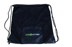 Bolsa Gym Mesh Material Resistente Durável G179 Proaction
